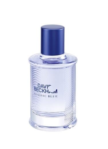 David Beckham Classic Blue EDT 90 ml Erkek Parfüm Renksiz